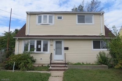 Linden City Single Family Home For Sale: 11 E 20th St