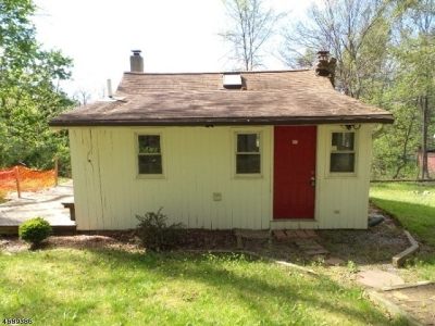 Jefferson Twp. NJ Single Family Home Under Contract: $33,250