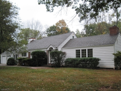 Bridgewater Twp. Single Family Home For Sale: 1843 Ridge Rd