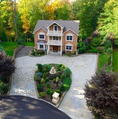 Scotch Plains Twp. Single Family Home For Sale: 16 Unami Ln