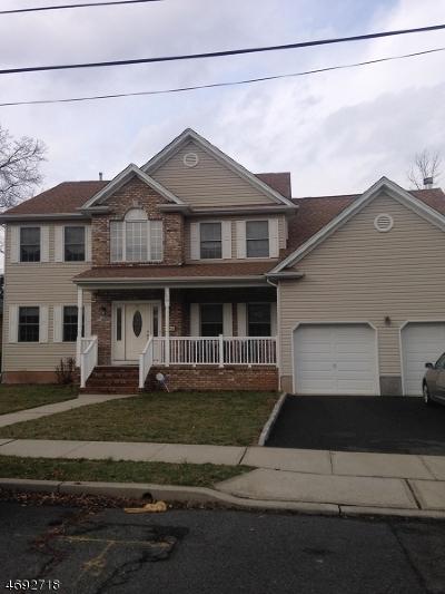 Woodbridge Twp. Single Family Home For Sale: 150 Carolyn Ave