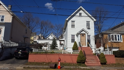 Kearny Town Single Family Home For Sale: 351 Forest St