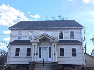 Roselle Boro Multi Family Home For Sale: 326 Mercer Ave