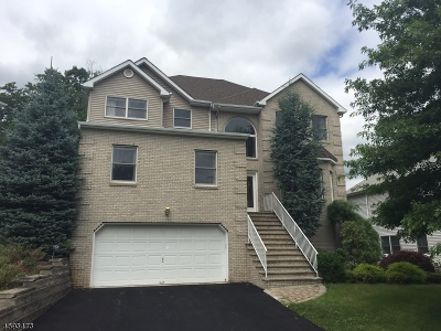Parsippany-Troy Hills Twp. Single Family Home For Sale: 8 Winterset Dr