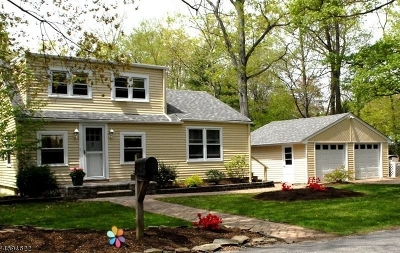 Warren Twp. Single Family Home For Sale: 44 Mitchell Ave
