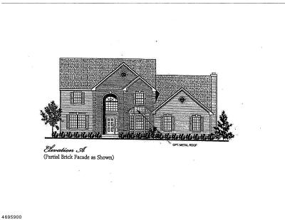 Randolph Twp. Single Family Home For Sale: 1 Arthur Ln