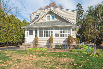 Wyckoff Twp. Single Family Home For Sale: 10 Ward Ave