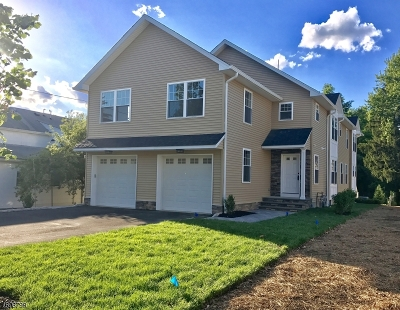 Essex County, Morris County, Union County Multi Family Home For Sale: 46 North St