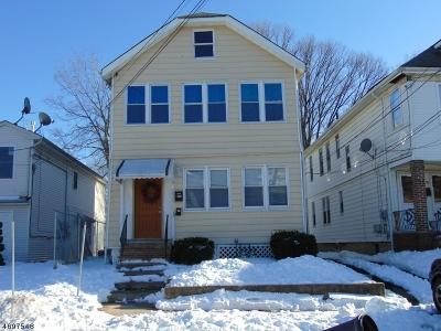 Roselle Boro Multi Family Home For Sale: 392 E 9th Ave