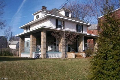 Rahway City Single Family Home For Sale: 1222 Main St