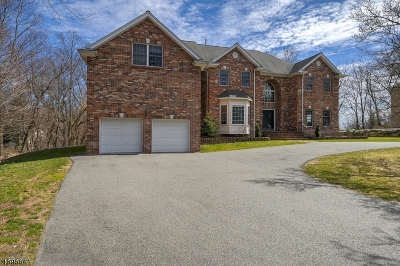 Parsippany-Troy Hills Twp. Single Family Home For Sale: 409 S Beverwyck Rd