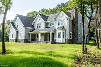 Denville Twp. Single Family Home For Sale: 3 Mary Farm Road