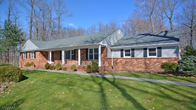 Warren Twp. Single Family Home Active Under Contract: 8 Owens Dr