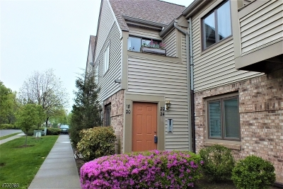 Hanover Twp. Condo/Townhouse For Sale: 24 Sunrise Dr