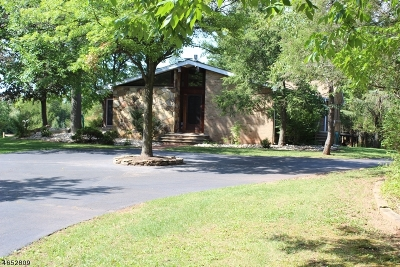 Bedminster Twp. Single Family Home Active Under Contract: 1925 Burnt Mills Rd