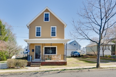 South Amboy City Single Family Home For Sale: 417 Augusta St