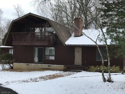 Warren Twp. Single Family Home For Sale: 24 Dead River Rd