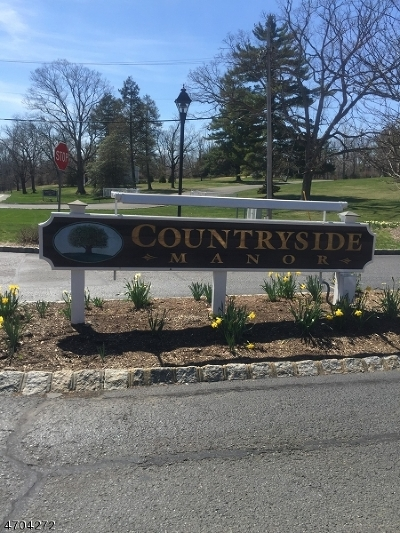Bernards Twp. Condo/Townhouse Active Under Contract: 102 Countryside Dr