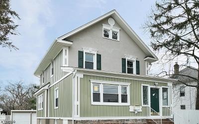 Roselle Boro Single Family Home For Sale: 611 Chandler Ave