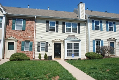 Bridgewater Twp. Condo/Townhouse For Sale: 3402 Pinhorn Dr