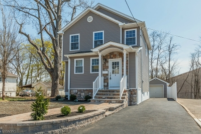 Cranford Twp. Single Family Home For Sale: 8 Myrtle St