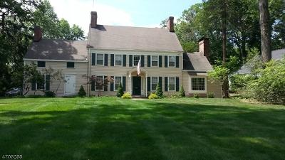 Plainfield City Single Family Home For Sale: 1777 Sleepy Hollow Ln