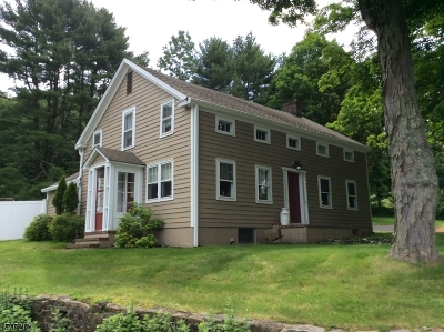 Bridgewater Twp. Single Family Home For Sale: 1414 Hunter Rd