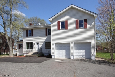 East Hanover Twp. Single Family Home For Sale: 208 Mount Pleasant Ave