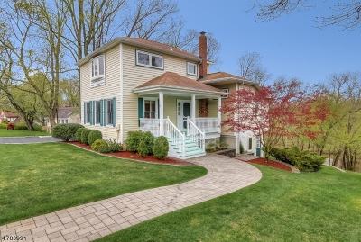 Florham Park Boro Single Family Home For Sale: 7-9 Indian Ln