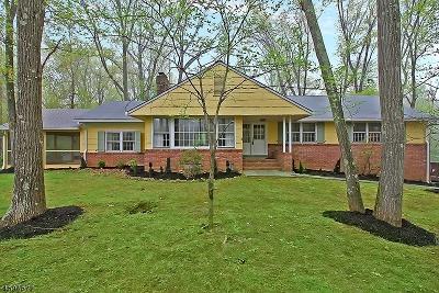 Warren Twp. Single Family Home For Sale: 3 Rockage Rd