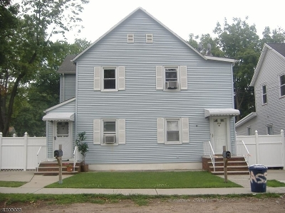 Kenilworth Boro Multi Family Home For Sale: 302 N 11th St