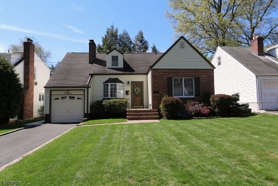 Union Twp. Single Family Home For Sale: 455 Wheaton Rd