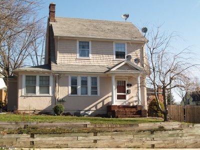 Summit City Multi Family Home Active Under Contract: 109 Springfield Ave