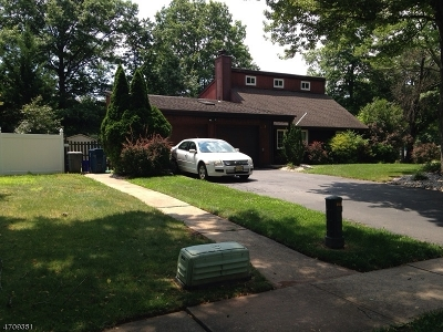 Piscataway Twp. Single Family Home For Sale: 2 Timan Pl
