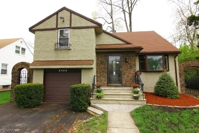 Union Twp. Single Family Home For Sale: 2455 Dorchester Rd
