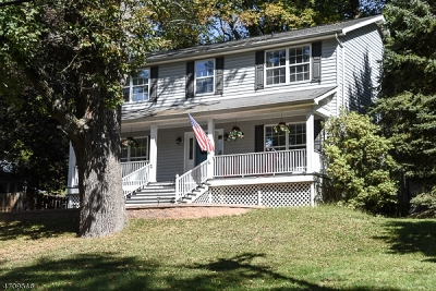 Bernardsville Boro Single Family Home For Sale: 159 Claremont Rd