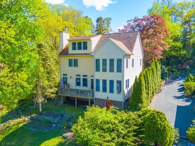 Parsippany Single Family Home For Sale: 1 Hillside Rd