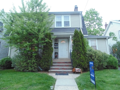 Maplewood Twp. Multi Family Home For Sale: 64 Peachtree Rd
