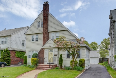 Elmora Hills Single Family Home For Sale: 1035 Coolidge Rd