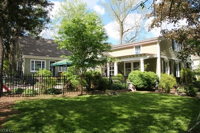 Bedminster Twp. Single Family Home For Sale: 25 Cowperthwaite Rd