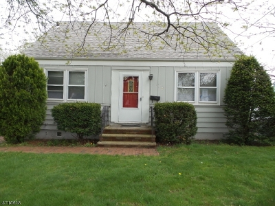 Middlesex Boro NJ Single Family Home Under Contract: $196,200