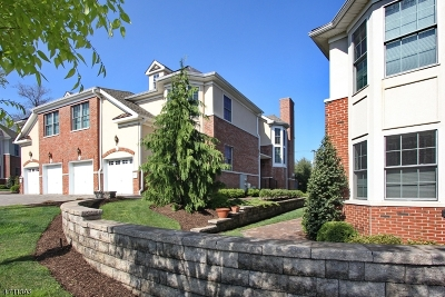 Livingston Twp. Condo/Townhouse For Sale: 27 Cedar Gate Dr