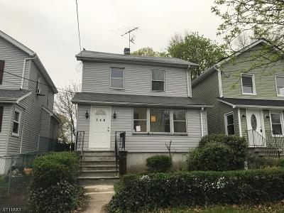 ROSELLE Single Family Home For Sale: 718 Spruce Street