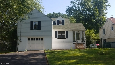 Florham Park Boro Single Family Home For Sale: 106 Beechwood Rd