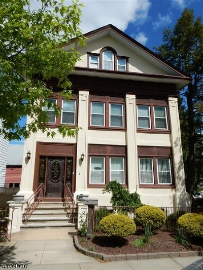 South Amboy City Single Family Home For Sale: 216 Bordentown Ave