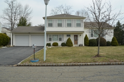 East Hanover Twp. Single Family Home For Sale: 57 Timberhill Dr
