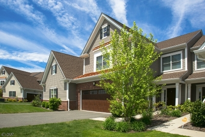 Morris Twp. Condo/Townhouse For Sale: 6 Cabell Ct