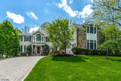 Chatham Twp. Single Family Home For Sale: 61 Buxton Rd