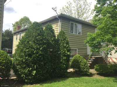 Essex County, Morris County, Union County Multi Family Home For Sale: 14 Aubrey St