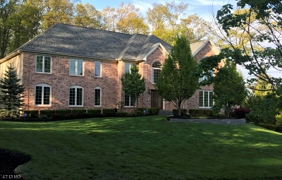 Denville Twp. Single Family Home For Sale: 3 Headley Ct